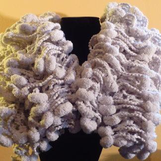 sciarpa-collo bianco