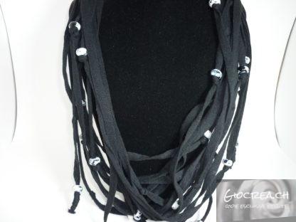 Collana fettuccia black